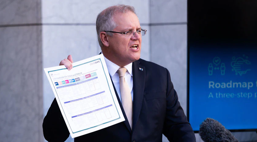 Scott Morrison opens the door for international students to return to Australia